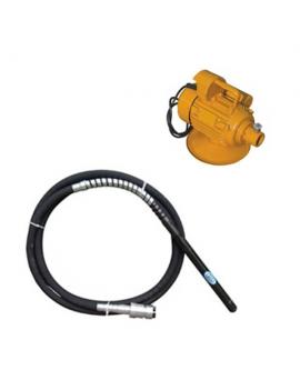 Sonda Vibradora con Motor Electrico 2.0HP 220V