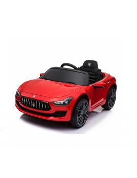 Automóvil Maserati Ghibli...