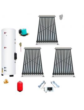 Kit Termo Solar Presurizado...