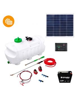 Fumigadora Energía Solar...