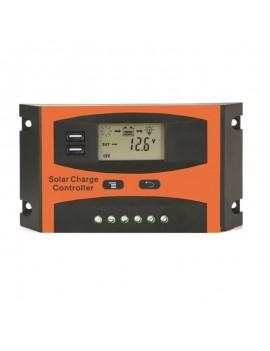 Regulador de Carga Solar...