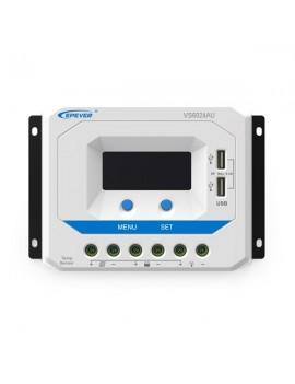 Regulador de Carga Solar EPSOLAR 60ah 12/24/36/48v