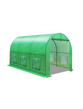 Invernadero armable de 6 metros cuadrados
