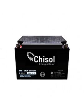 Bateria Ciclo Profundo Chisol 55Ah - 12V VRLA Deep Cycle