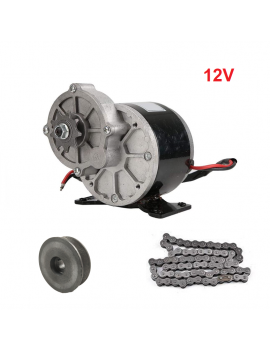 Motor Eléctrico 250w 12v DC...