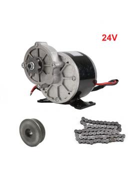 Motor Eléctrico 250w 24v DC...