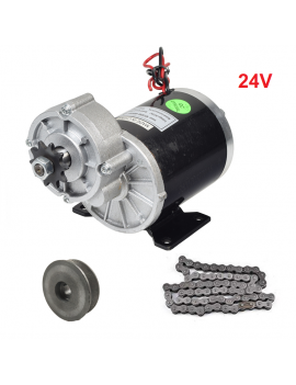 Motor Eléctrico 450w 24v DC...