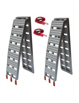 Set 2 Rampas de Aluminio...