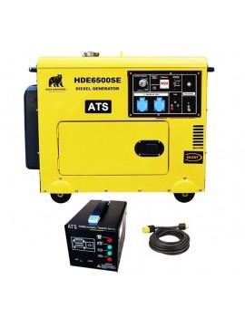 Generador Diesel 5KVA...