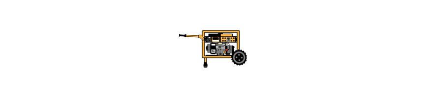 Generadores Diesel |Generadores a Gasolina | Grupo Electrógeno | Motor