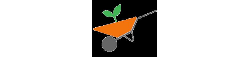 Maceteros Modulares para Hogar e Invernaderos